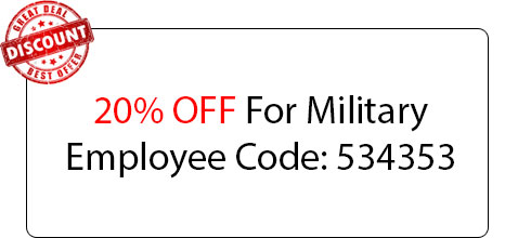 Military Employee Discount - Locksmith at San Marcos, CA - San Marcos Ca Locksmith